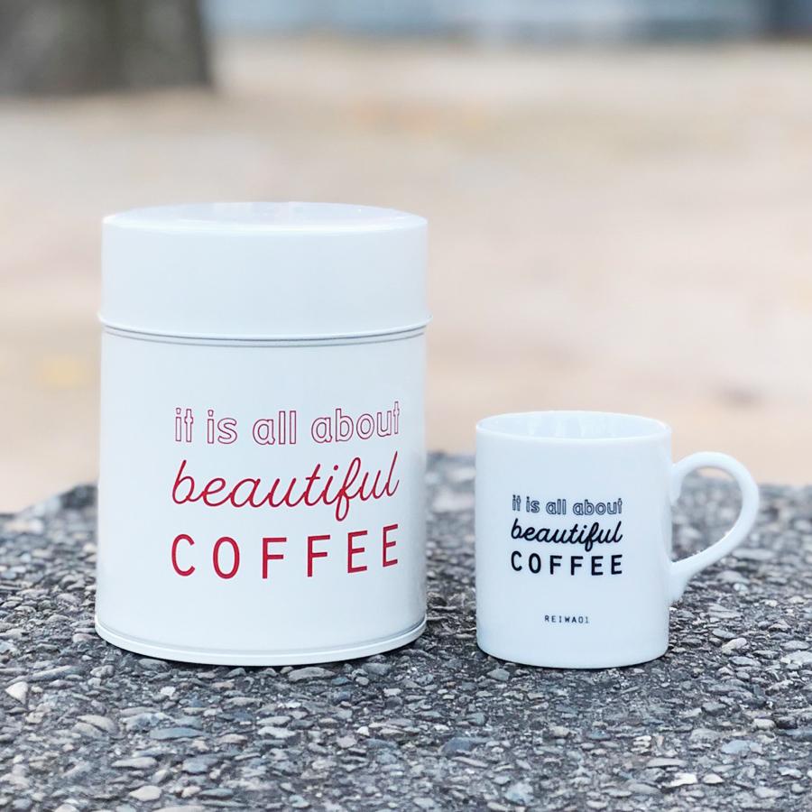 コーヒー缶と飲み比べチケット事前予約セット