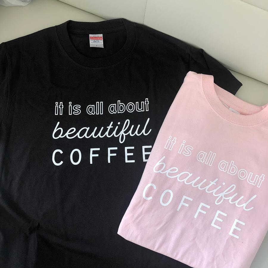 ハイクオリティTシャツ(スミ・ベビーピンクの2色)
